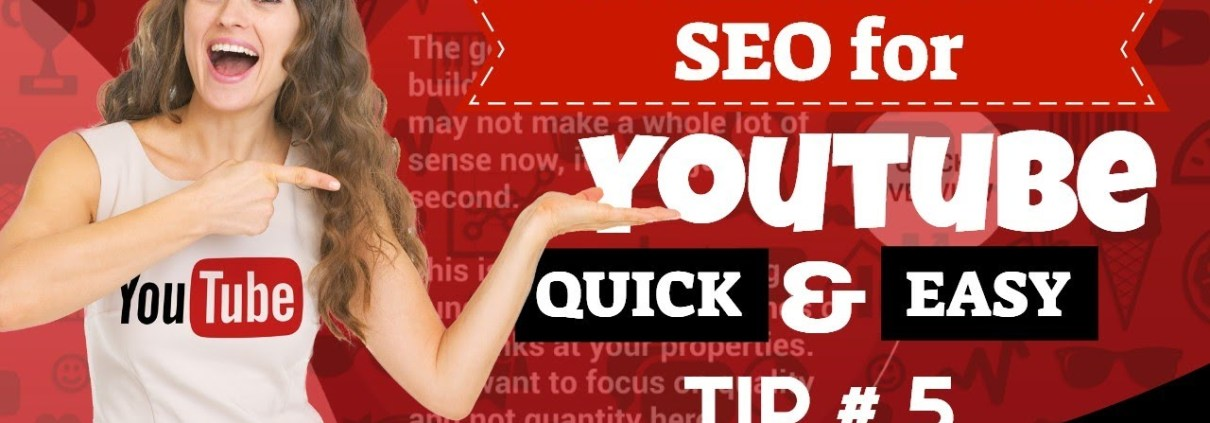 SEO for Youtube Tip # 5   How To Automate Free Link Building With Authority Sites Using IFTTT[5/8]