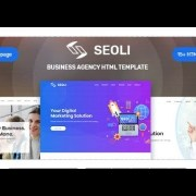 Seoli - SEO HTML Template | Themeforest Templates