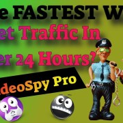 Video Ranking-New Web-App Secures Page 1 Rankings For You in 24 hours or LESS-MyVideoSpy Pro APP