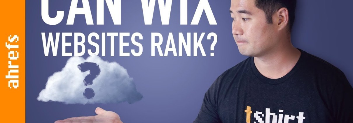 Wix SEO vs. WordPress: An Ahrefs Study of 6.4M Domains