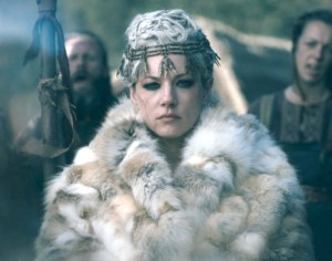 Lagertha's Fur Cloak from Vikings