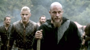 Vikings Ragnar's screen worn tunic