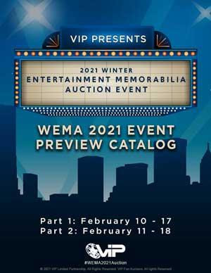 WEMA 2021 Preview Catalog