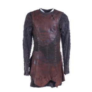 Vikings Floki Gustaf Skarsgard Screen Worn Armor & Tunic Ss 2