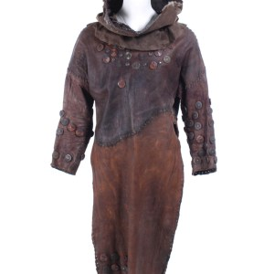 Vikings Floki Gustaf Skarsgard Screen Worn Tunic & Hood Ss 5