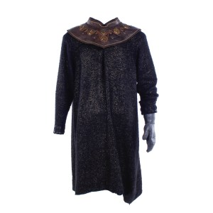 Vikings Count Odo Owen Roe Screen Worn Tunic Collar & Prosthetic Hand Ep 310-401