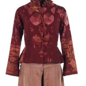 Vikings Yidu Dianne Doan Screen Worn Shirt & Pants Ep 408