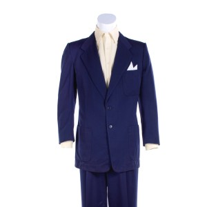 Fargo Loy Cannon Chris Rock Screen Worn Suit Shirt & Cufflinks Ep 401