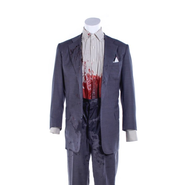 Loy Cannon's Screen Worn Suit from the Final Episode