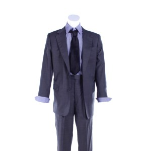 Fargo Loy Cannon Chris Rock Screen Worn Suit Shirt & Tie Ep 410 & 411