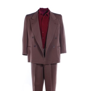 Fargo Josto Fadda Jason Schwartzman Screen Worn Suit & Shirt Ep 410