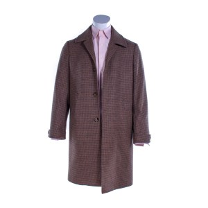 Fargo Josto Fadda Jason Schwartzman Screen Worn Coat & Shirt Ep 401