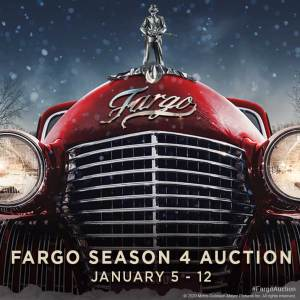 Fargo Season 4 Auction - January 5 - 12