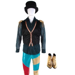 """Lot #50 – Bill & Ted Face The Music (2020) Ted """"Theodore"""" Logan Photo Double Costume"""