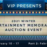 Winter Entertainment Memorabilia Auction Event