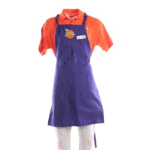 Lot #49 – Bad Trip Chris Carrey Eric Andre Screen Worn Stage 2 Sam's Smoothies Uniform Ch3