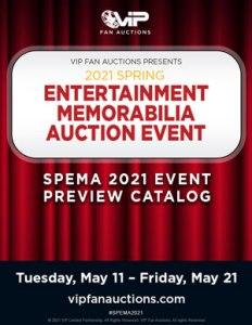 Spring Entertainment Auction Preview Catalog