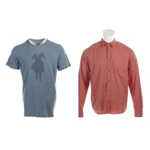 Lot #61 – Bill & Ted Face The Music (2020) Screen Worn Ted & Bill's Shirt Set Ch #2