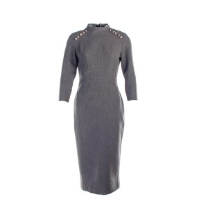 Lot #142 – House of Cards (2013-2018) Claire Underwood Robin Wright Screen Worn Dress