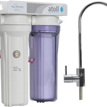 Проточный питьевой фильтр D-21 STD