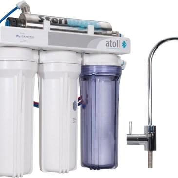 Проточный питьевой фильтр D-31u STD