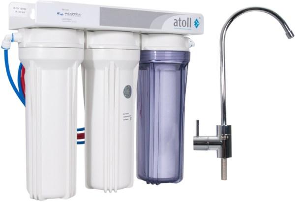 Ультрафильтрационный проточный питьевой фильтр U-31 STD