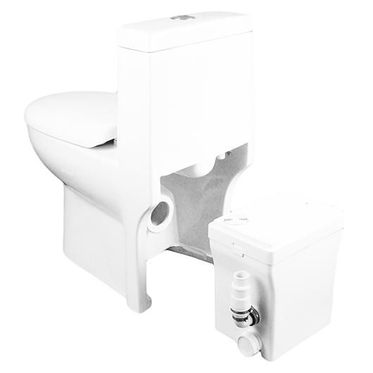 Туалетный насос измельчитель STF-500 LUX