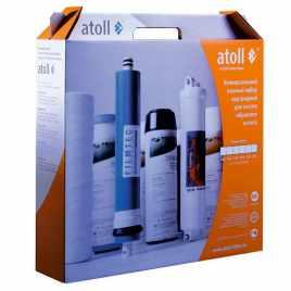 Набор картриджей Atoll 104m STD