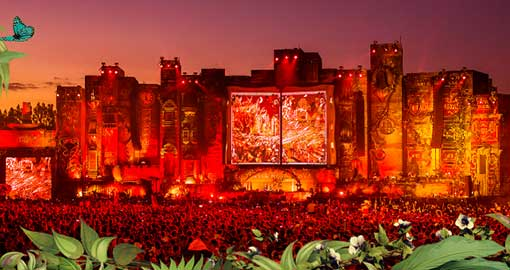 Tomorrowland Fest Brazil
