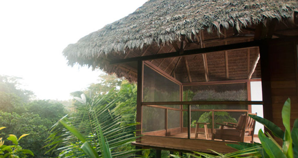 amazon eco lodges