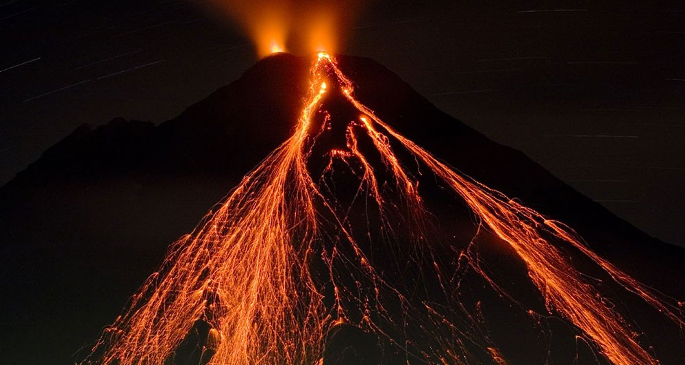 Best volcanoes in Latin America
