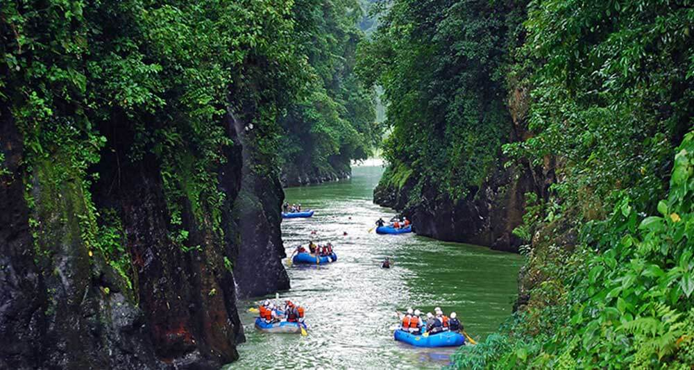 pacuare lodge whitewater rafting