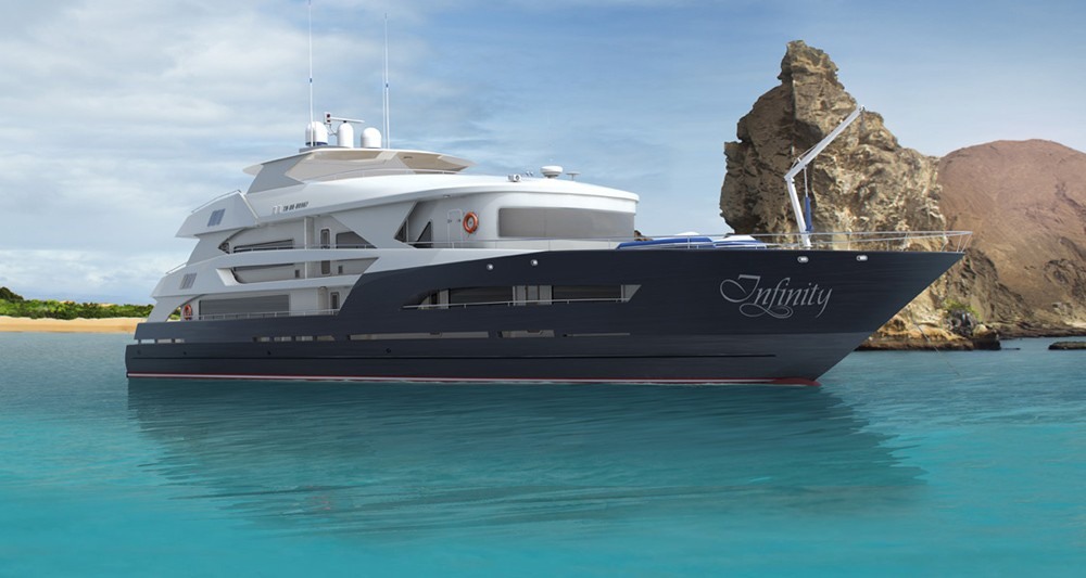 Infinity Galapagos Yacht