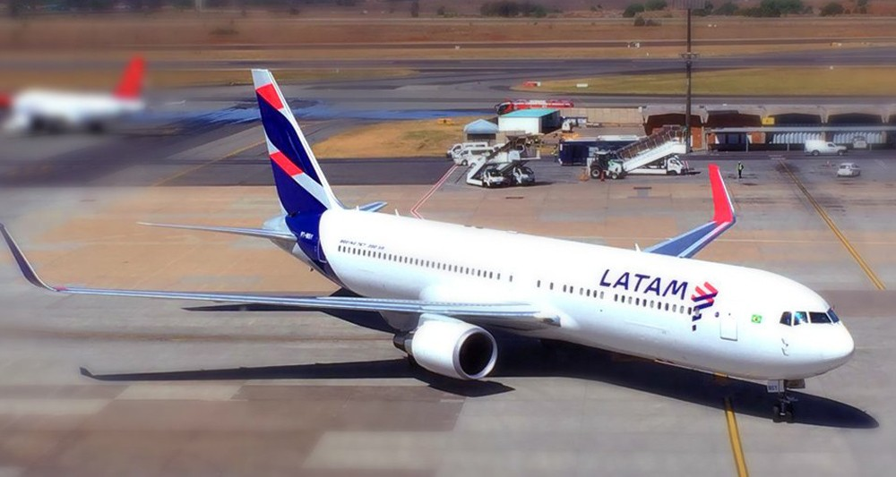Latam launches route