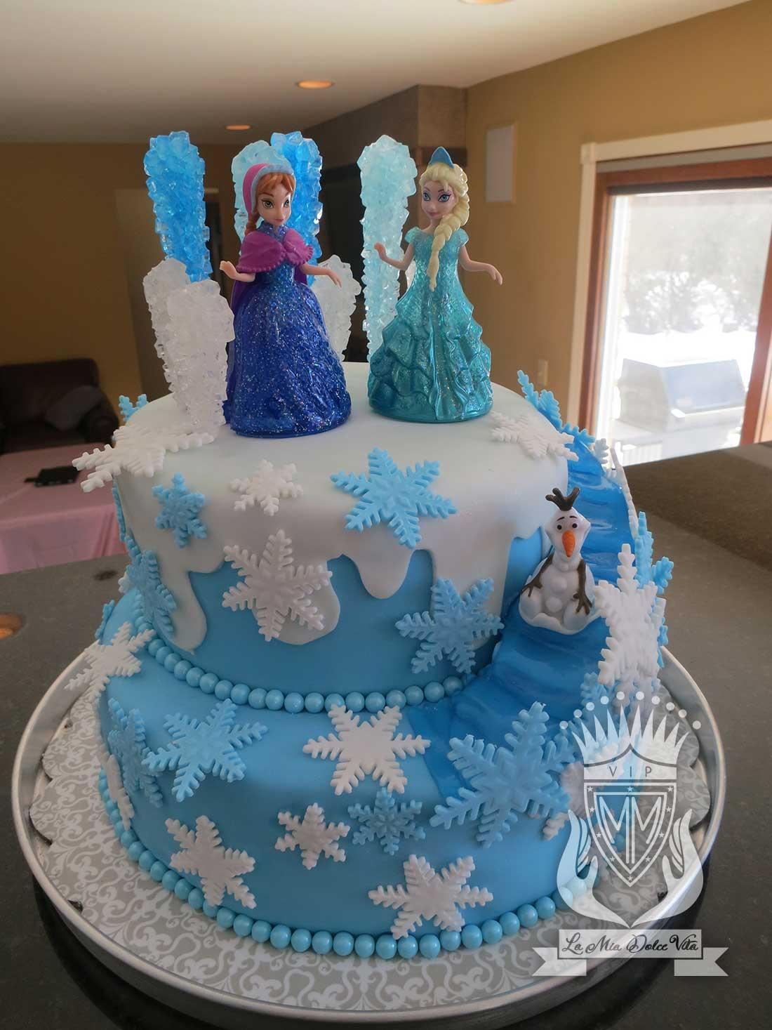 Tremendous Vip La Mia Dolce Vita Cake Art Frozen Birthday Cake Funny Birthday Cards Online Alyptdamsfinfo