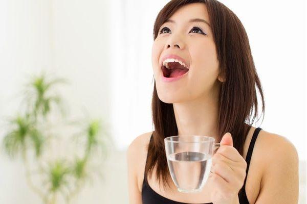 Восстановление слизистой горла