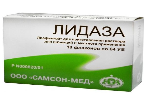 Димексид при воспалении лимфоузлов