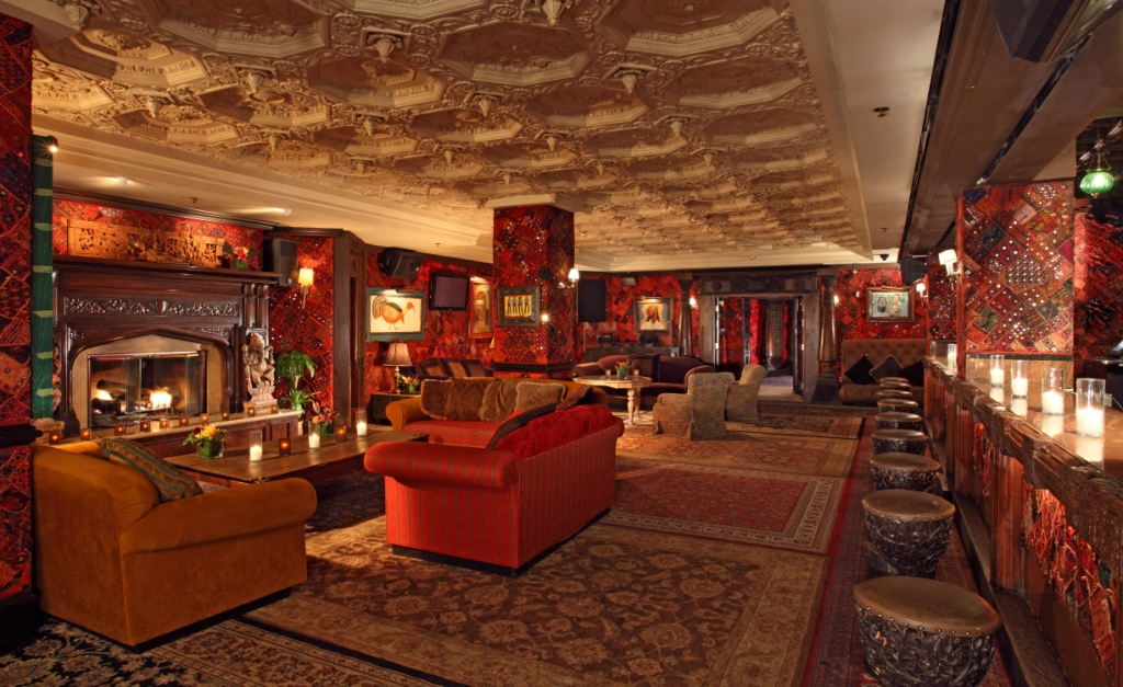 Foundation Room at Mandalay Bay  Red Carpet VIP