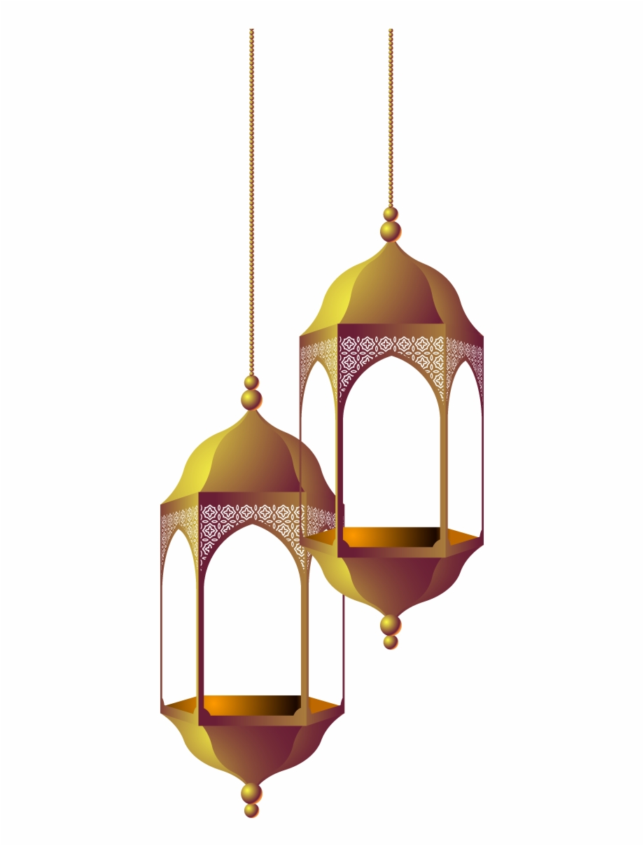 Islamic Lamp Png : islamic, Chandelier, Vector, Cartoon, Islamic, Transparent, Download, #363771, Vippng