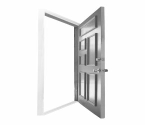 Open Door Png Transparent PNG Download #415818 Vippng