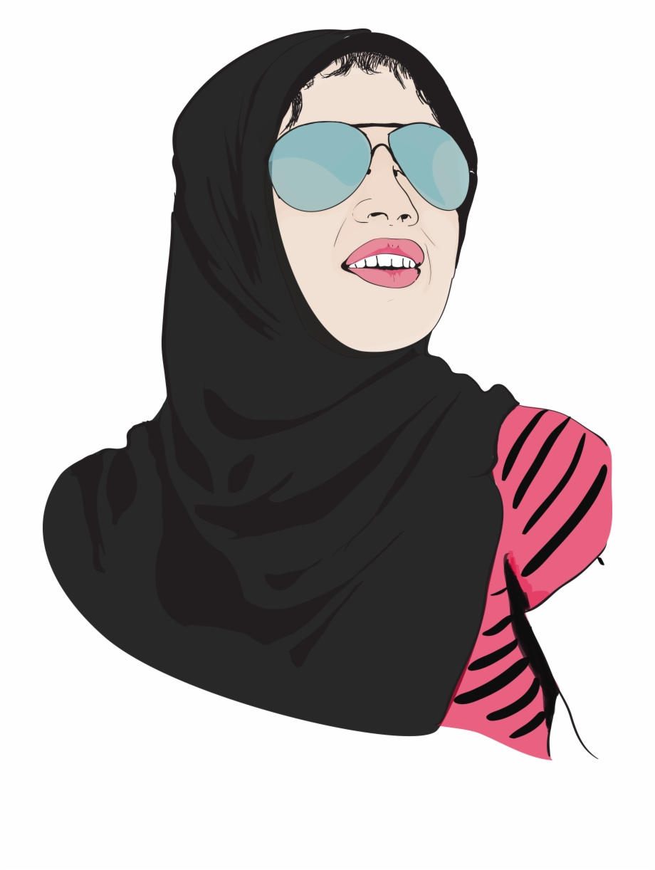 Hijab Girl Png : hijab, Hijab, Muslim, Transprent, Vector, Transparent, Download, #557678, Vippng