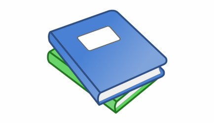Stack Of Two Books Clipart Book No Background Transparent PNG Download #60136 Vippng
