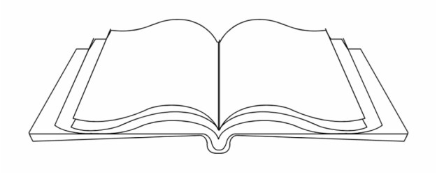 Open Book White Png Png Download Open Book Clipart Transparent Background Transparent PNG Download #881692 Vippng