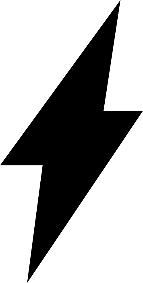 Lightning Logo Png : lightning, Lightning, Symbol, Flash, Comments, #162930, Vippng