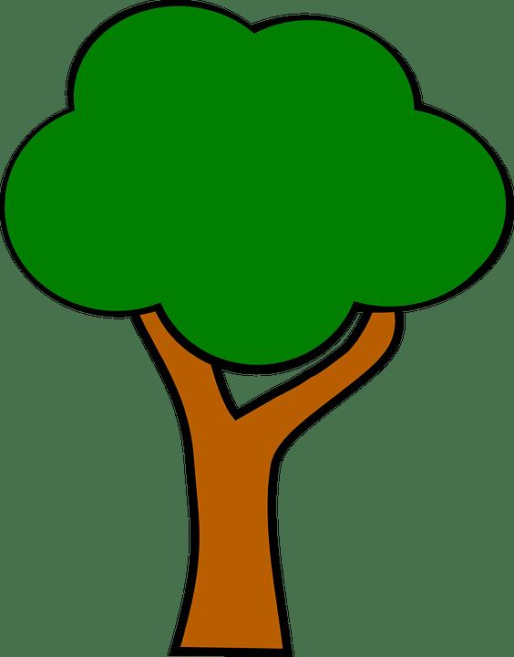 Pohon Animasi Png : pohon, animasi, Apples, Clipart, Pohon, Kartun, Apple, #1718616, Vippng
