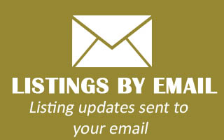 Get Listing updates sent to your email from VIP Realty of Tomah, WI