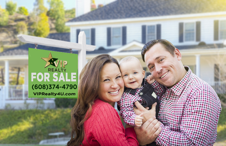 Selling Your Wisconsin home is important to VIP Realty of Tomah, WI