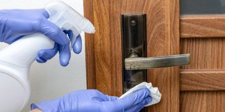Limpieza para prevenir la propagación del COVID-19 AIRBNB