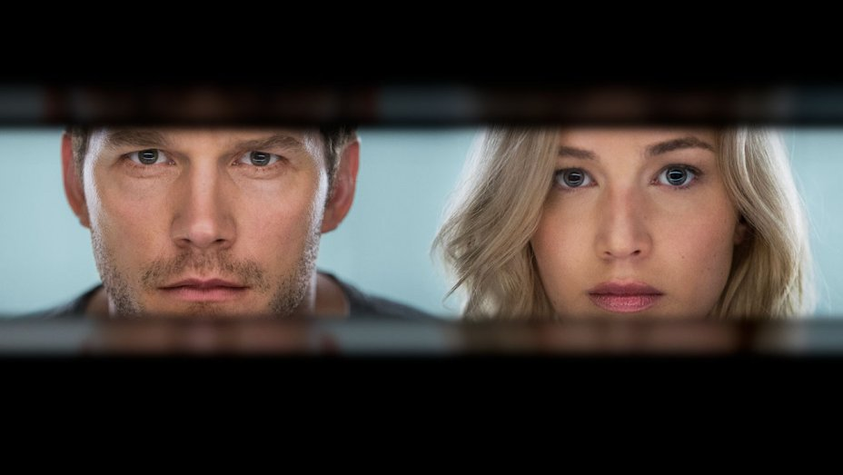 'Passengers' Trailer: Jennifer Lawrence and Chris Pratt Are Alone in Space