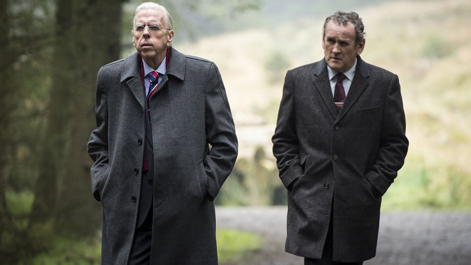 Timothy Spall and Colm Meaney Spark an Unlikely Friendship in 'The Journey'